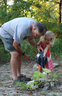 Inter-generational Gardening